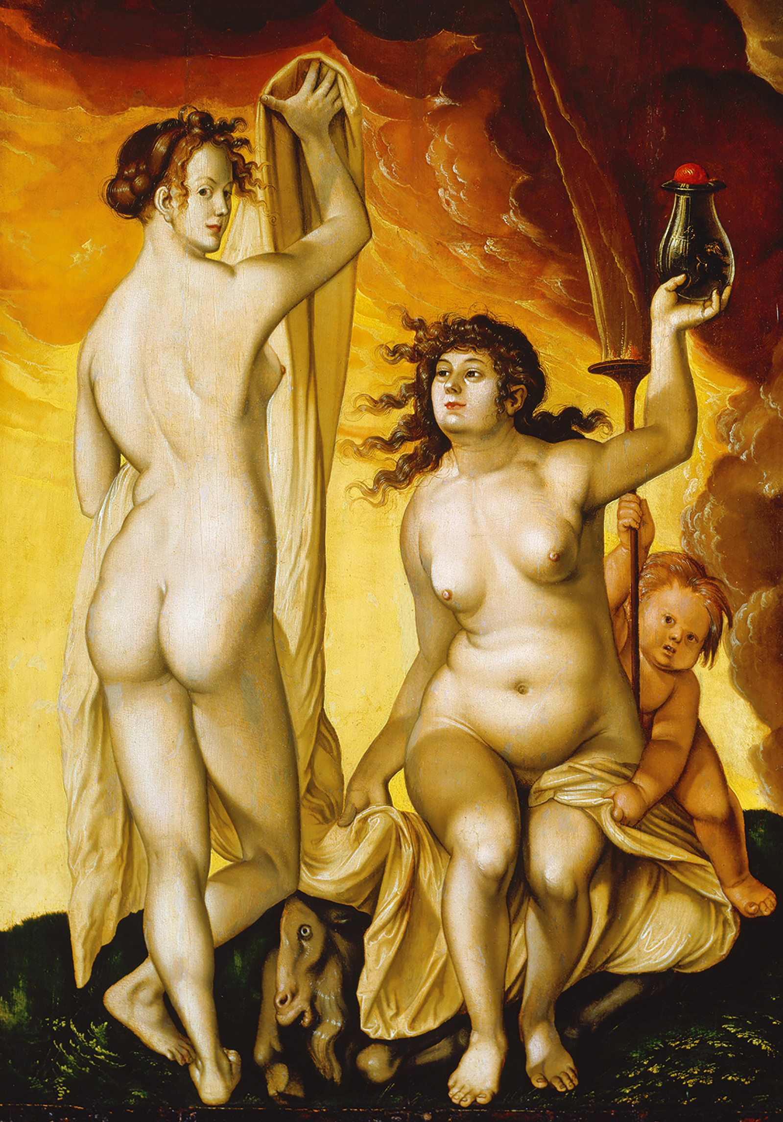 X-TRA → Nude Nuder Nudist